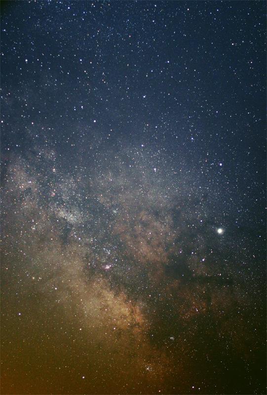 銀河系中心