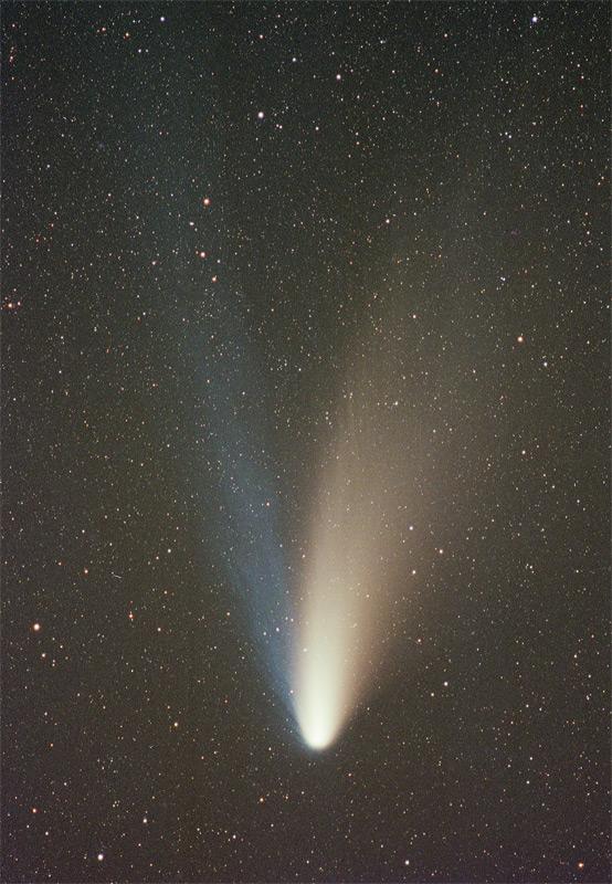 へール・ボップ彗星
