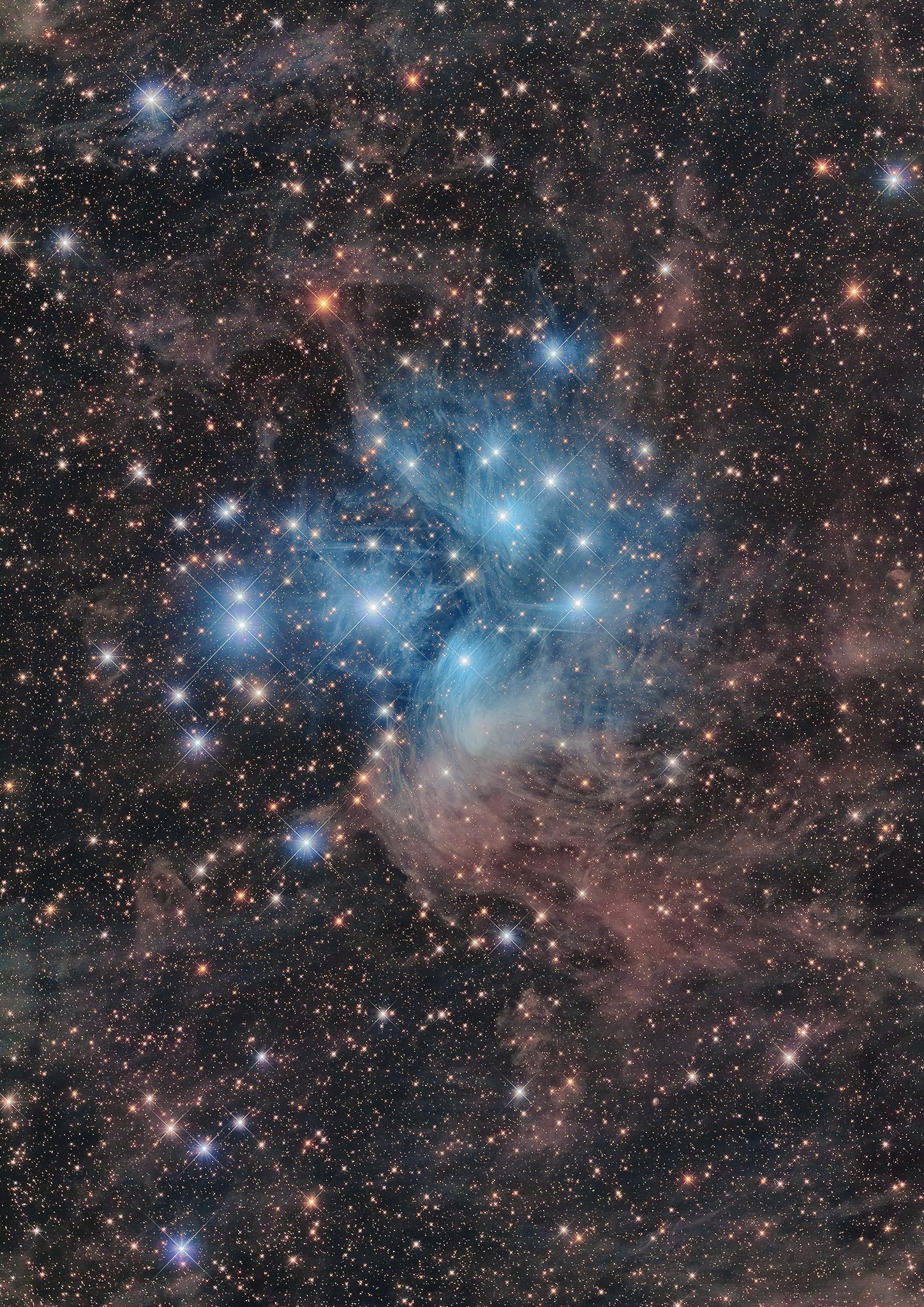 会員写真:M45 | 西明石天文同好会